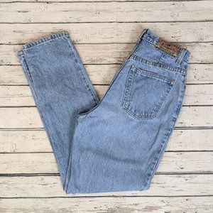 Vintage Express Mom Jeans High Rise Tapered 90's